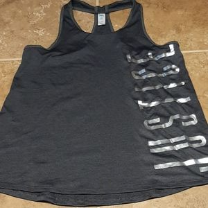 Like new justice tank size 12